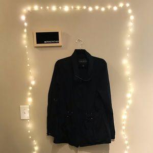 ⚡️ f21+ black utility jacket